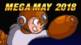 Mega Man 7 (SNES) Part 2 - Mega May 2018