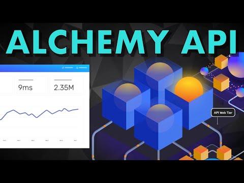 SUPER PRODUCTIVE Blockchain Development Platform | Introduction to Alchemy API