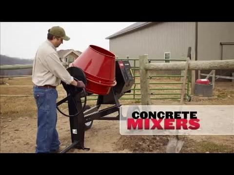 Concrete And Compaction Equipment