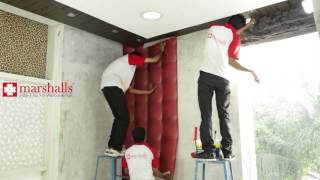 How to Install Wallpapers - Marshalls Wallcoverings