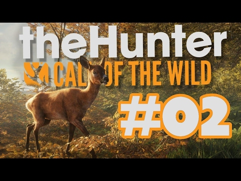 |GER|Let´s Play The Hunter - Calling of the Wild #02 Das arme Reh