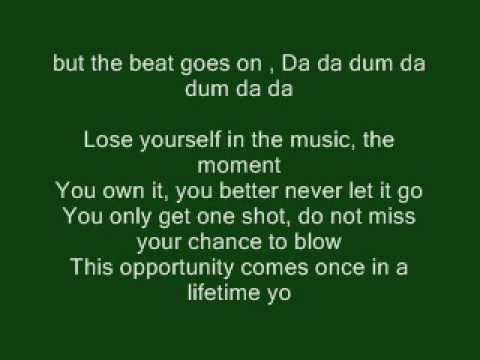 Lose Yourself vs. Numb/Encore (Eminem, Jay Z and Linkin ...