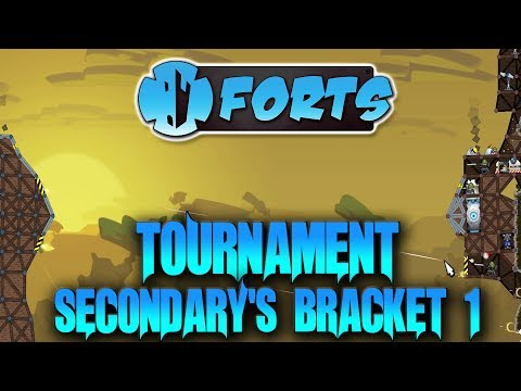 Forts Tournament Secondary's Bracket 1 - Frazzz Vs Elthari0n