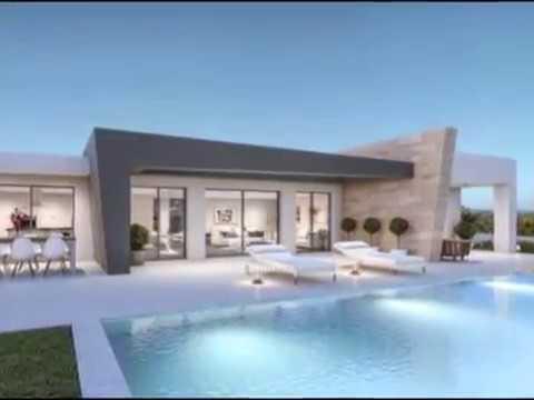 Top 5 des plus belles villas de luxe avec piscine