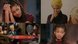 THE TRUTH Behind WILLOW SMITH's Depression and CUTTING herself! Jada Pinkett Smith KNEW something...