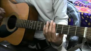 Super Beginners - 3 open chords - Play many hit songs bollywood guitar lesson easy pattern