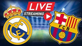 Реал Мадрид Барселона прямая трансляция и обзор матча Ла Лиги Эль Класико