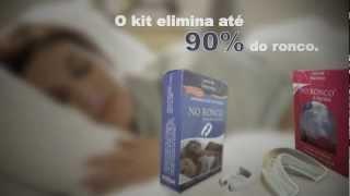 No Ronco - Solução anti ronco