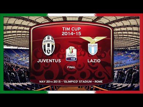 Tim Cup 2015, Juve - Lazio (Full, IT)