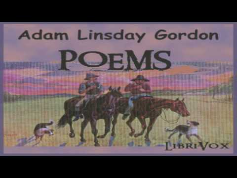 Poems   Adam Lindsay Gordon   Poetry   Speaking Book   English   1/3