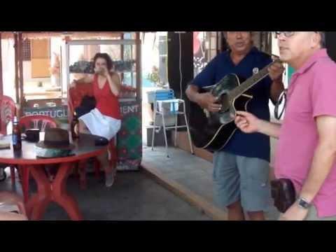Papa Joe -  Artista Português de Malaca