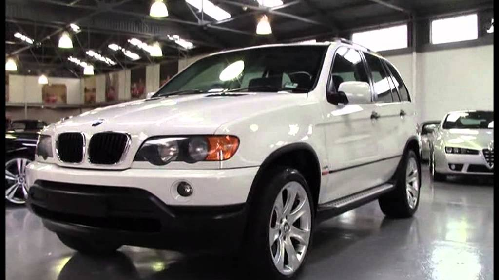 bmw x5 white 2003 youtube. Black Bedroom Furniture Sets. Home Design Ideas