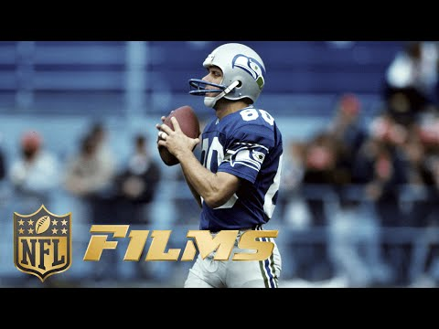 The Finest Pair of Hands in Football: Steve Largent | A Football Life | NFL