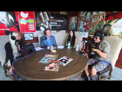 Rusty Gatenby Review with Melinda Jacobs - Tim Mahoney promo