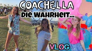 Die Wahrheit über das Coachella...| Vlog