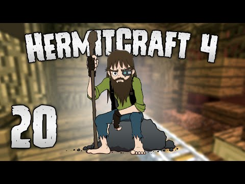 HermitCraft 4 - #20: The Ghost Mine...