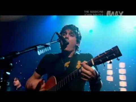 My stupid Mouth Live at John Mayer live sessions