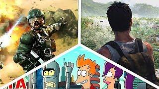 Топ 3 - Что выйдет на андроид в 2017 - Shadowgun Legends, Durango, Футурама: Миры Будущего