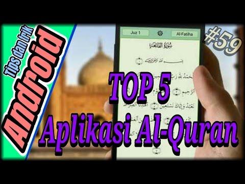 Aplikasi AlQuran terbaik di Android,wajib punya