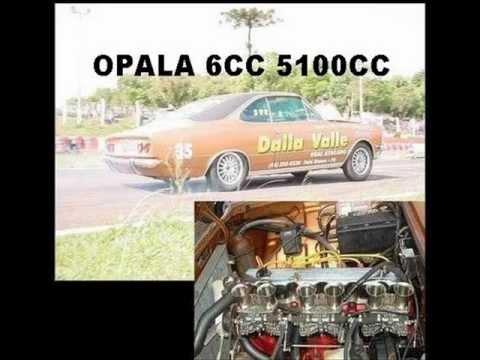 ARRANCADA - OPALA DALLE VALLE 5100CC VS CANELA DE FOGO 1650CC
