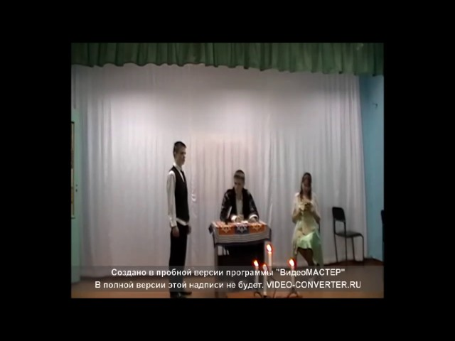 """Изображение предпросмотра прочтения – «Театральная студия """"Шаг""""» представляет буктрейлер кпроизведению «Лошадиная фамилия» А.П.Чехова"""