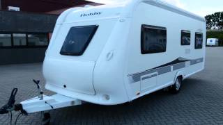 Caravan te koop: HOBBY DE LUXE 540 UL