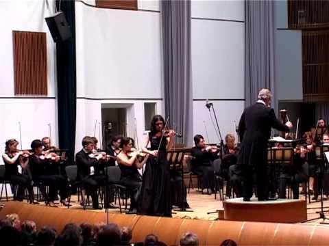 Julia Igonina -Shostakovich Violin concerto No.1 (4)