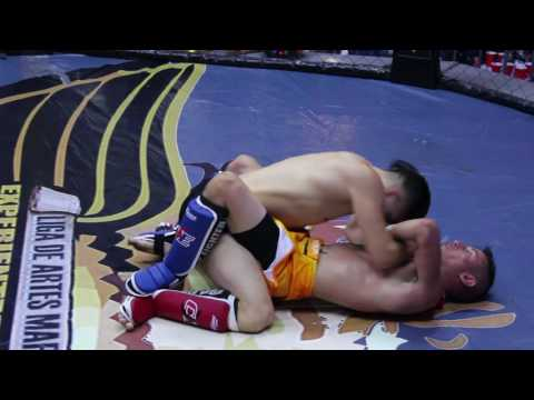 "Lutador MMA 2- Jorge ""Bad Boy"" Belloc vs Osvaldo ""Valdo"" Glez. (Pelea 2)"