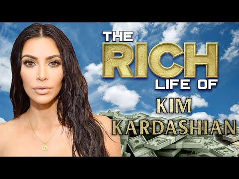 Kim Kardashian West  The Rich Life  Forbes Net Worth 2019  Mansion Cars & More