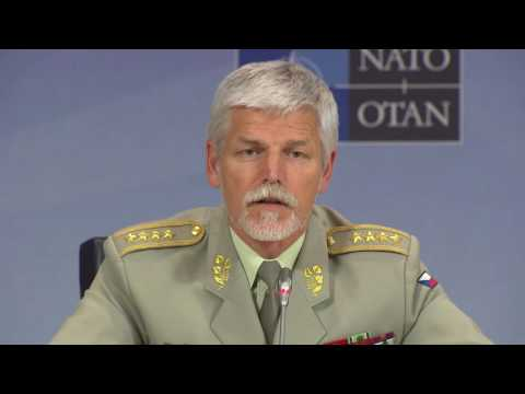 Q&A joint press conference - NATO Chiefs of Defence, 17 MAY 2017