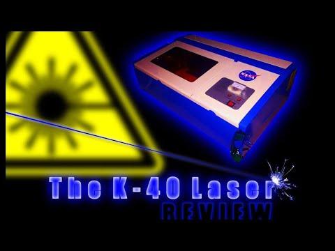 K40 Laser Review 2018