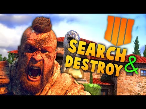 Black Ops 4: Search & Destroy - Target Aquired