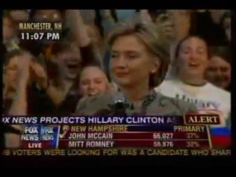 Hillary Clinton - Yes We Will - Kentucky - Barack Obama