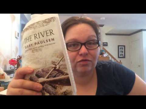 """Connie Reads:  Chapter 15 """"The River"""" by Gary Paulsen : 2017 - 26"""