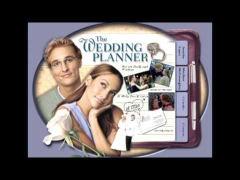 THE WEDDING PLANNER (2001) Full-Length Commentary Track (Jennifer Lopez, Matthew McConaughey)