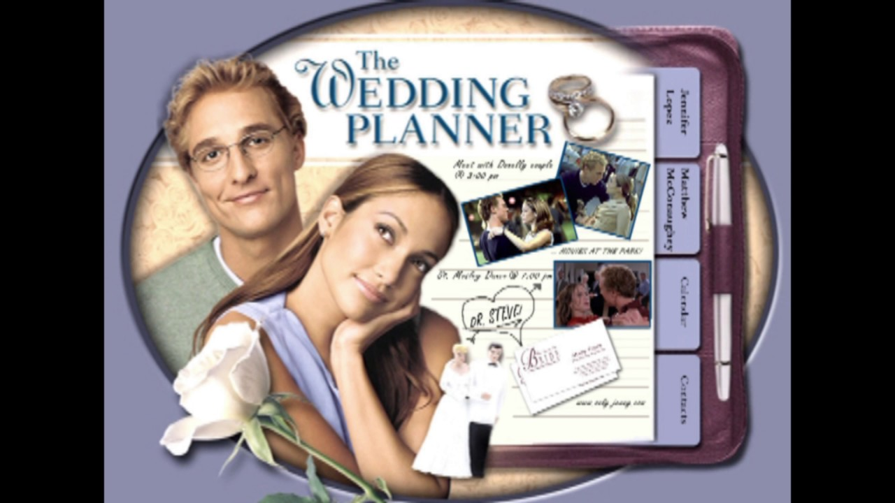 Download THE WEDDING PLANNER (2001) Full-Length Commentary Track (Jennifer Lopez, Matthew McConaughey)