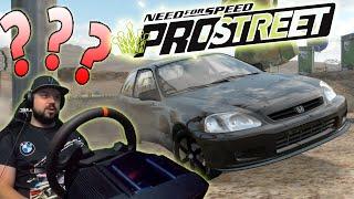 Need for Speed ProStreet Rebalance mod - АВТОРЫ МОДА, ЧТО ВЫ УПОТРЕБЛЯЕТЕ??!!