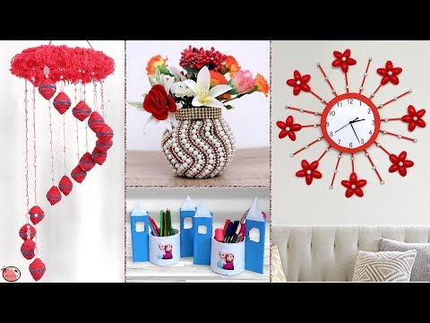 10 DIY Room Decor !!! Handmade Things || DIY Projects