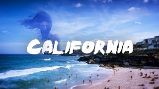 Dzeko ft. Brynn Elliott - California (Lyrics/ Lyric Video)