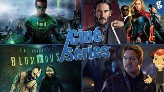 Blumhouse Universe / Chris Pratt Gardiens 3 / Green Lantern DCEU ? / etc ...