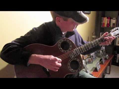 Hawaiian Slack Key Guitar - Aloha