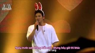 [Vietsub] Ji Chang Wook - Loveable (Sarang Surowo) [20.06.2015]