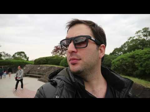 My trip to Nagasaki Japan, Atomic bomb museum and peace park