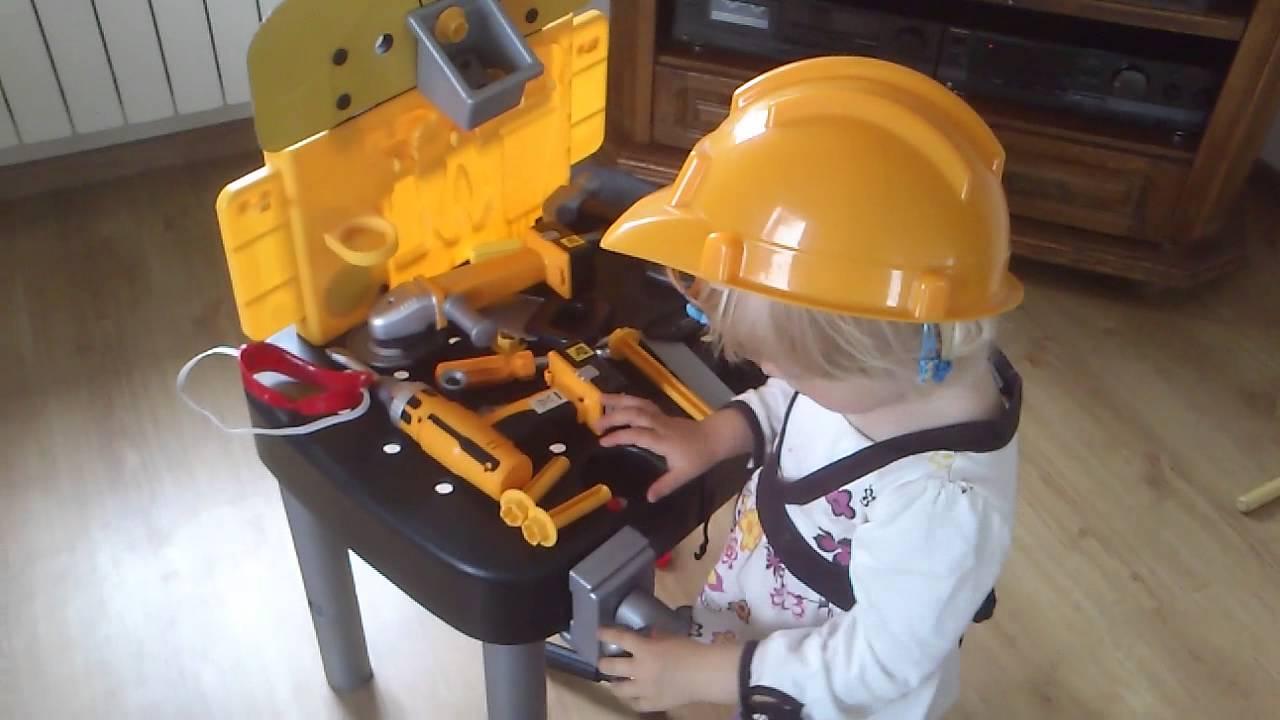 Zabawki dla dzieci stół warsztatowy dla dzieci stół z   -> Kuchnia Dla Dzieci Kinderkraft