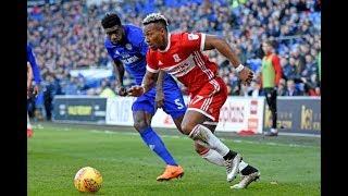 Adama Traore 17/18 Goals And Assists