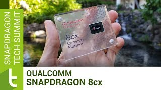 Snapdragon 8cx: plataforma mais potente da Qualcomm é exclusiva para PCs