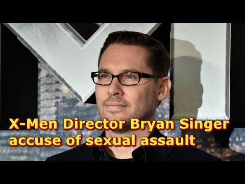 X Men Director Bryan Singer accuse of sexual assault