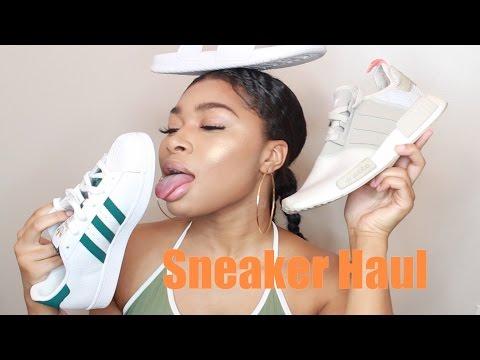 Sneaker Haul | Adidas, Nike and more ...