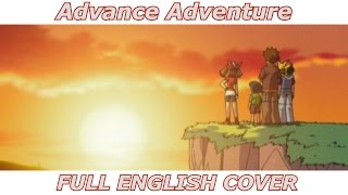 Advance Adventure - Pokémon Advanced Generation (FULL ENGLISH COVER)
