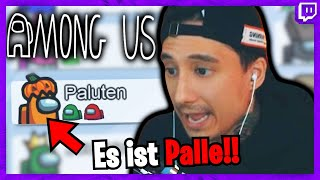 Among Us mit Paluten x Mexify x Reved x Saftiges Gnu x Maudado x Timit x Fufu x Cracker x Osaft
